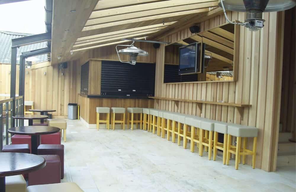 nightclub renovation